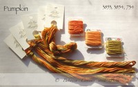 Nina's Thread - Coloris Pumpkin