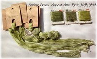 Nina's Thread - Coloris Spring Grass
