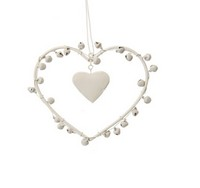 RJB - Bells and Heart deco ref BCA065-CR