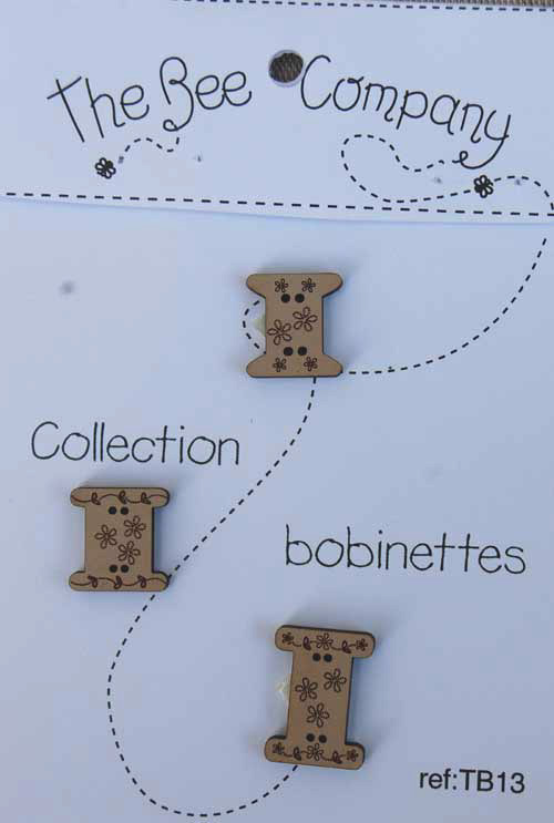 The Bee Company - Collection Bobinettes TB13