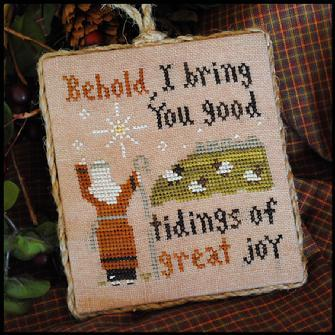 LITTLE HOUSE NEEDLEWORKS - Good Tidings