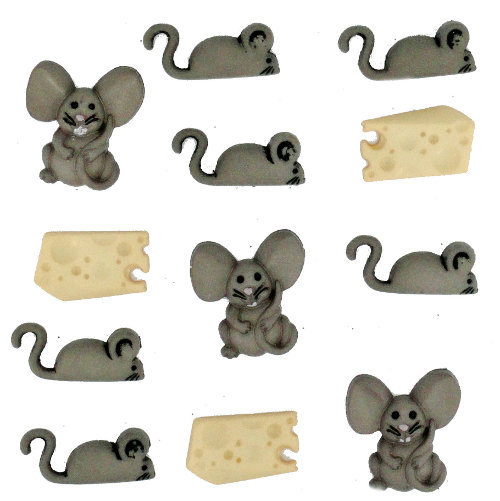Dress it Up - Mice & Cheese 5638