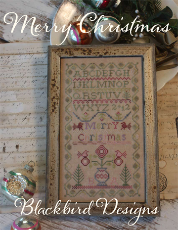 BLACKBIRD DESIGNS - Merry Christmas