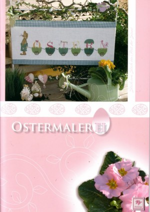 TF Stickdesign - Ostermalerei