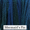 CRESCENT COLOURS Coton - Mermaid's Fin