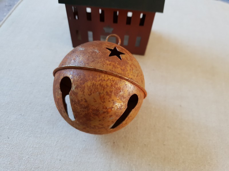 FDC - Maxi Grelot vintage Rusty Bell 65 mm