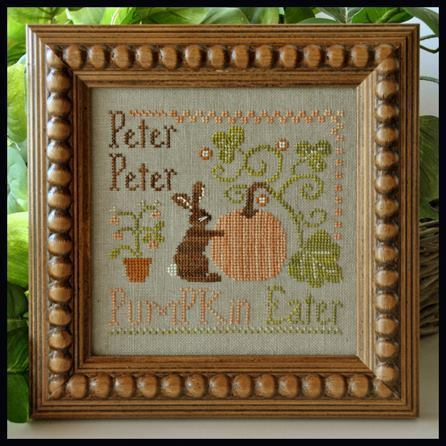LITTLE HOUSE NEEDLEWORKS - Peter, Peter