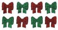 Dress it Up - Christmas bows 6975