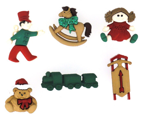 Dress it Up - Christmas Toys 6682