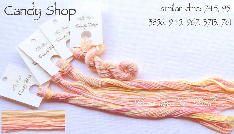 Nina's Thread - Coloris Candy Shop