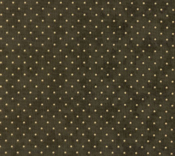 Moda Essential Dots - Coloris Hunter (Vert Chasseur)