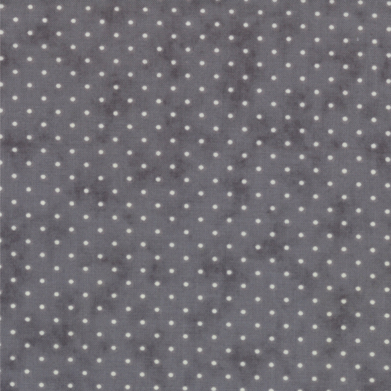 Moda Essential Dots - Coloris Graphite (Graphite)