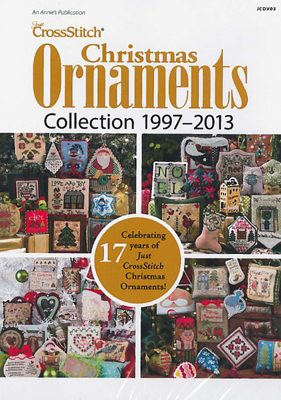 DVD- Just Cross Stitch Christmas Ornament DVD (1997-2013)