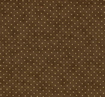Moda Essential Dots - Coloris Chocolate (Chocolat)