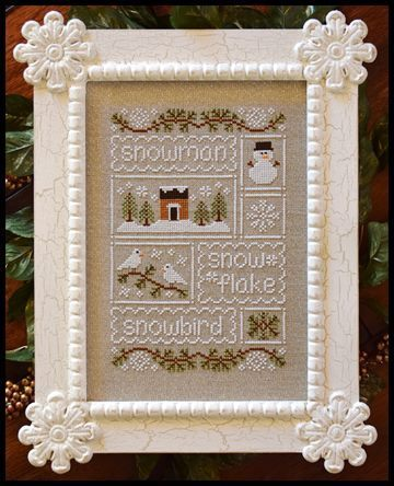 COUNTRY COTTAGE NEEDLEWORKS - Snow sampler