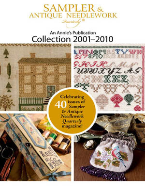 DVD - Sampler & Antique Needleworks (2001-2010)