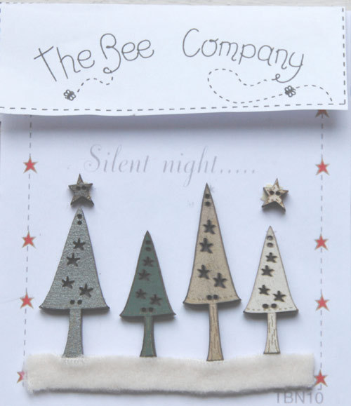 The Bee Company  - Silent Night TBN10