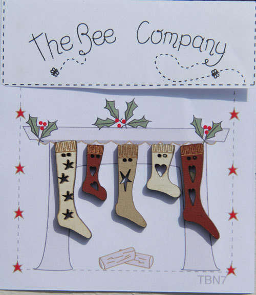 The Bee Company  - Chaussettes de Noël TBN7