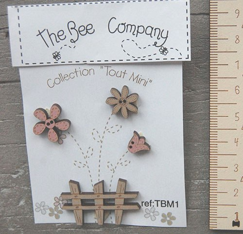 The Bee Company - Mini Tulipes TM1
