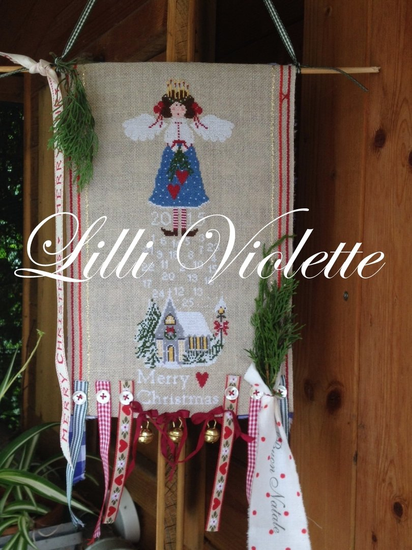 Lilli Violette - My Christmas Angel