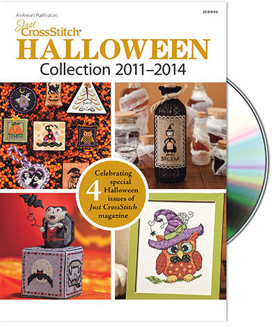DVD - Just Cross Stitch Halloween (2011-2014)