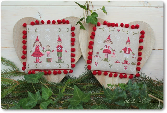 Madame Chantilly - Christmas with elves I