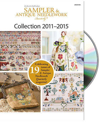 DVD - Sampler & Antique Needleworks (2011-2015)