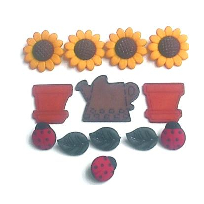 Dress it Up - Sunflower 168