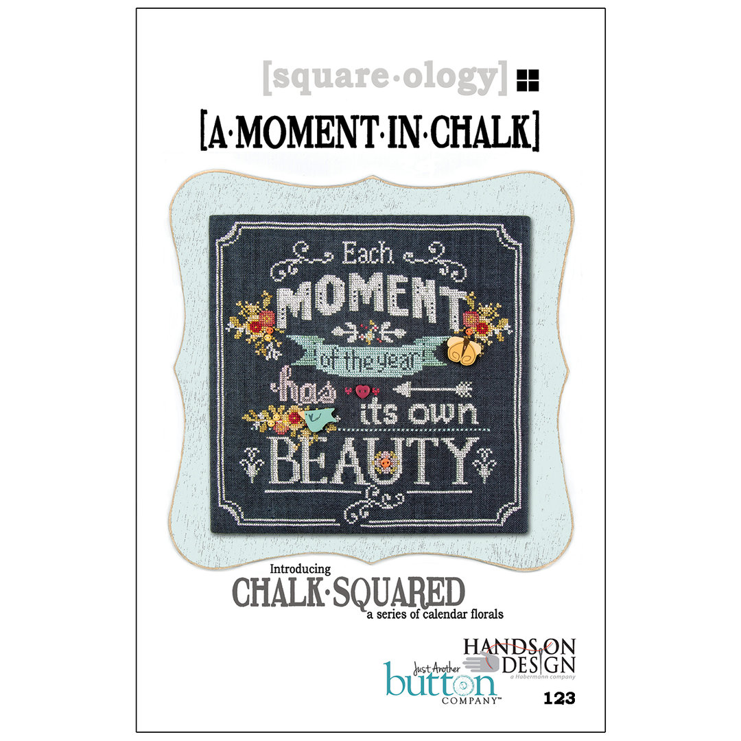 "Hands on Design - Chalk Squared  ""A Moment in chalk """