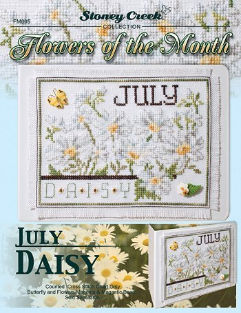 Stoney Creek - Flowers of the Month , July