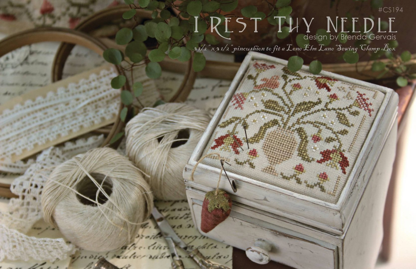 With Thy Needle & Thread - I Rest thy Needle