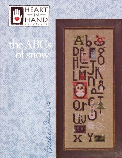 Heart in Hand - The ABCs of snow