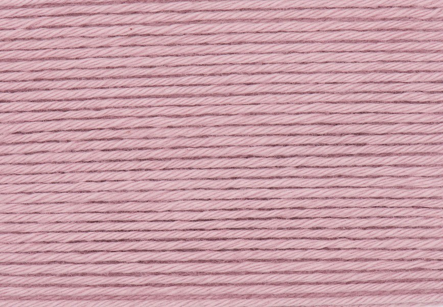 Rico Design - Baby Cotton Soft DK coloris Vieux Rose 047