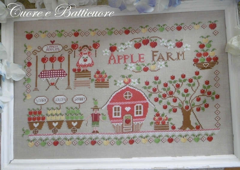 Cuore e Batticuore - Apple Farm