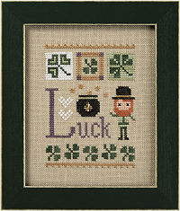 Lizzie Kate -  Luck