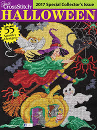 Just Cross stitch - Halloween 2017