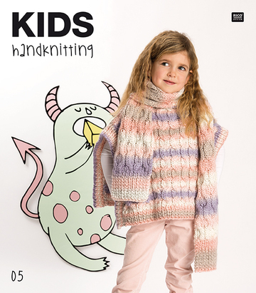 Rico Design - Kids, Handknitting n°5