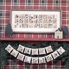 The Prairie Schooler - Christmas Alphabet