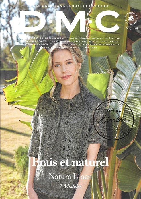 DMC - Catalogue Natura Linen n°14