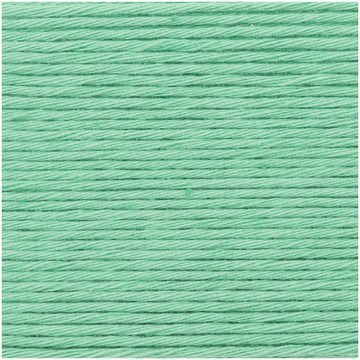 Rico Design - Creative Cotton Aran coloris Vert herbe 53