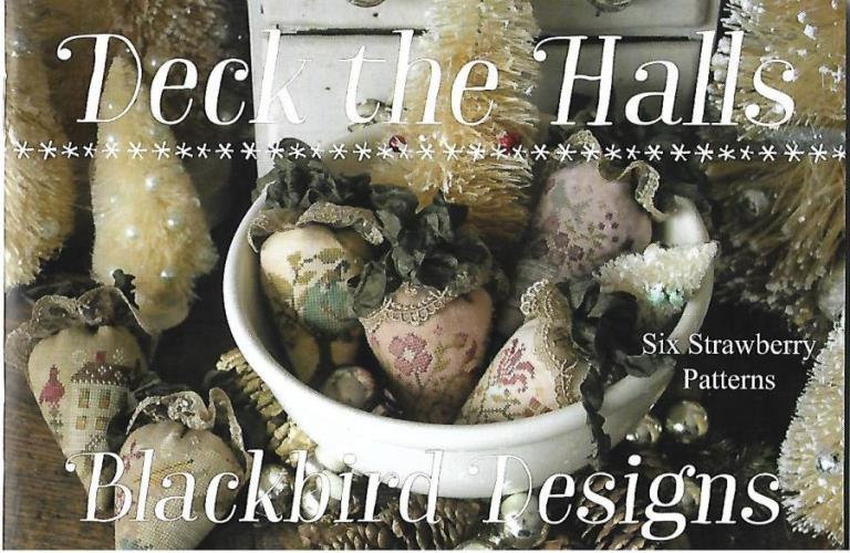 Blackbird Designs - Deck the Halls
