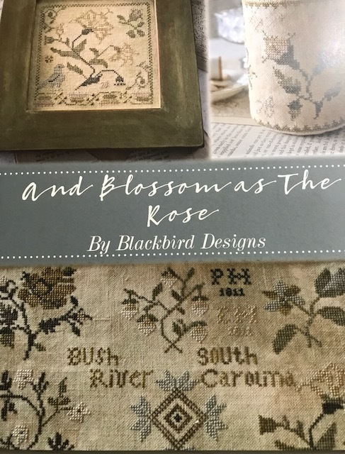 Blackbird Designs - And Blossom as The Rose