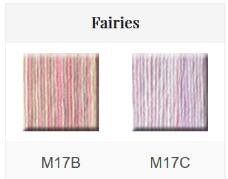 HOE - Mouliné 2x5 m coloris Fairies