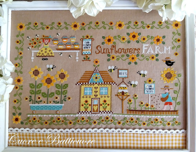 Cuore e Batticuore - Sunflowers Farm
