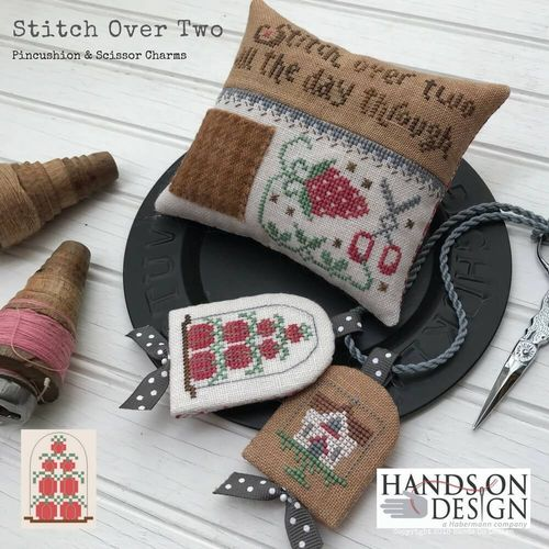 Hands on Design - Stitch Over Two