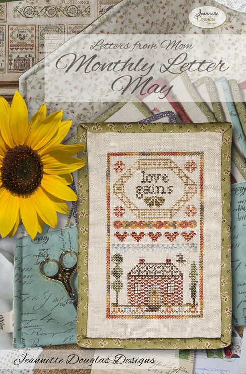 Jeannette Douglas - Letters from Mom, MAY