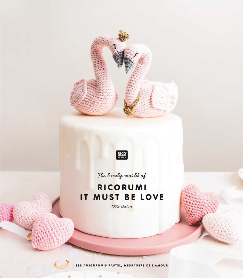 Rico Design - Ricorumi It must be love