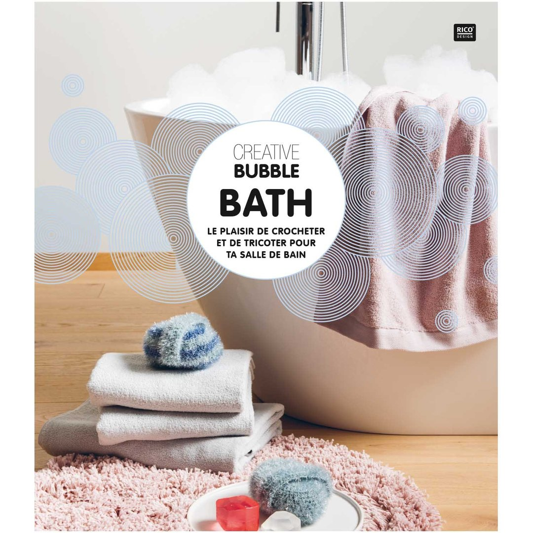 Rico Design - Livre Creative bubble bath