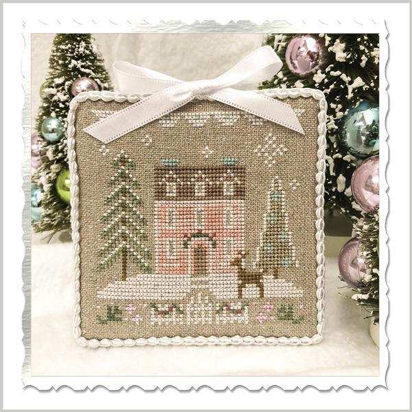 Country Cottage Needleworks - Glitter Village, Glitter House 4