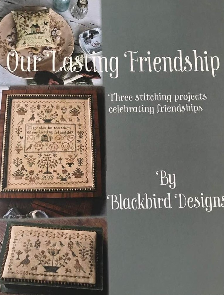 Blackbird Designs - Our lasting friendship